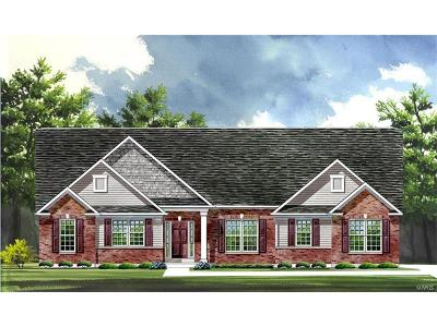 Chesterfield Single Family Home For Sale: Build Ozark@bur Oaks