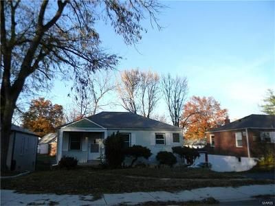 Single Family Home For Sale: 441 Bismark Avenue