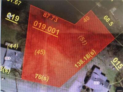 Edwardsville Residential Lots & Land For Sale: 317 M Street