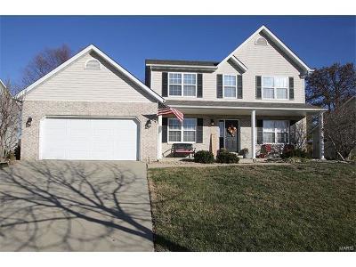 O'Fallon Single Family Home For Sale: 944 Buran