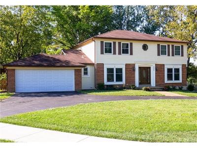 Chesterfield Single Family Home Option: 320 Cooperstown Drive