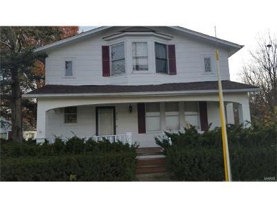 Ellisville Single Family Home Contingent Short Sale: 212 Old State