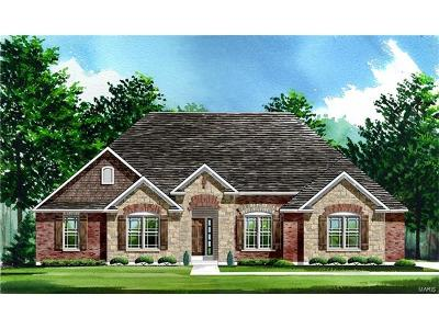 St Charles County Single Family Home For Sale: Build Glacier@westleigh