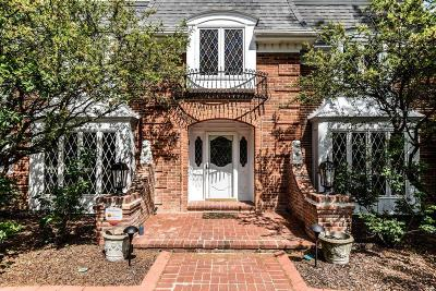 St Louis County Single Family Home For Sale: 252 Ladue Lake