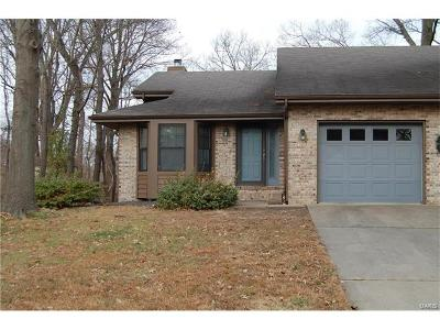 Collinsville Single Family Home For Sale: 1318 Ridgewood Court