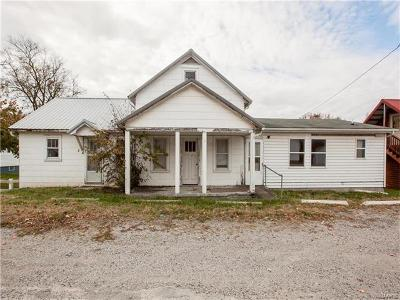 Perry County Single Family Home For Sale: 5005 North Highway 61