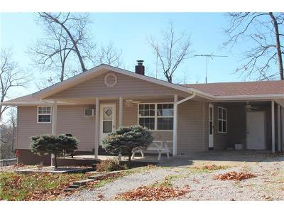 Scott County, Cape Girardeau County, Bollinger County, Perry County Single Family Home For Sale: 44 Hopi Ln