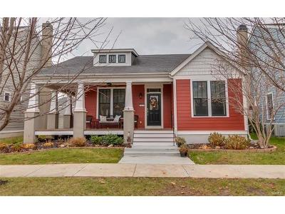 ST CHARLES Single Family Home For Sale: 3485 Woolen Mill Street