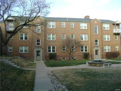 Clayton Rental For Rent: 819 Westwood Dr #1E