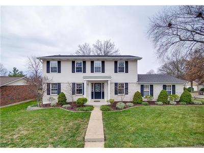 St Louis County Single Family Home For Sale: 2788 Irondale