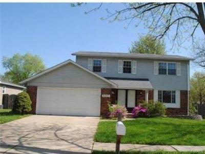 Maryland Heights Single Family Home For Sale: 11847 Smoke Valley
