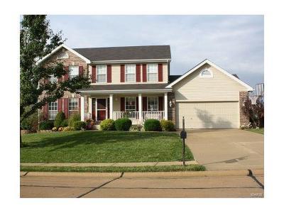 O'Fallon Single Family Home For Sale: 547 Highland Estates