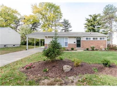 Single Family Home For Sale: 1235 Olivette Drive