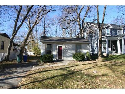 St Louis County Single Family Home For Sale: 613 Cleveland Avenue