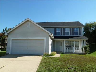 St Louis County Single Family Home For Sale: 16481 Cove Landing Ct.