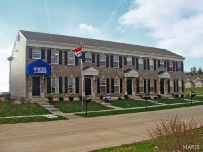 Maryland Heights Condo/Townhouse For Sale: 1857 Basston Drive