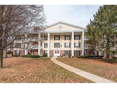 Chesterfield Condo/Townhouse For Sale: 1525 Hampton Hall #6