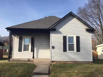 St Charles County Single Family Home For Sale: 2119 North 4th Street