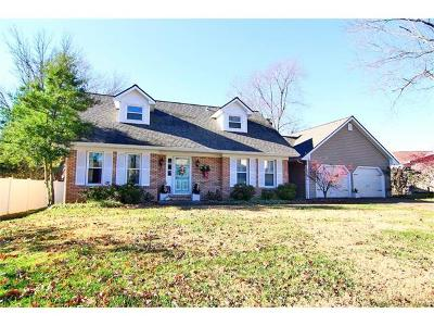Scott County, Cape Girardeau County, Bollinger County, Perry County Single Family Home For Sale: 2105 Timothy Circle