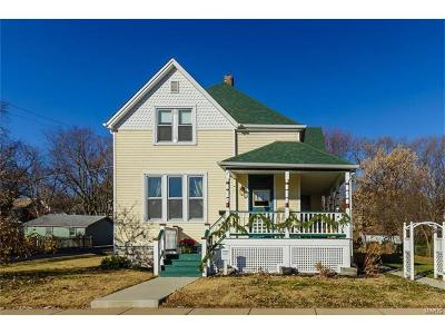 St Charles Single Family Home For Sale: 1303 North 3rd