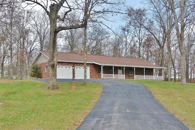 Perry County Single Family Home Contingent No Kickout: 85 Pcr 620