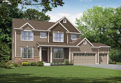 Lake St Louis Single Family Home For Sale: 1 Breck Ii @ Bluff At Crim Oak