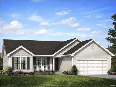 O'Fallon Single Family Home For Sale: 967 Highway P/Hickory
