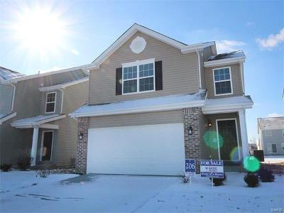 St Charles County Single Family Home For Sale: 3324 Bentwater Place