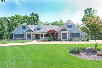Single Family Home For Sale: 747 River Hills