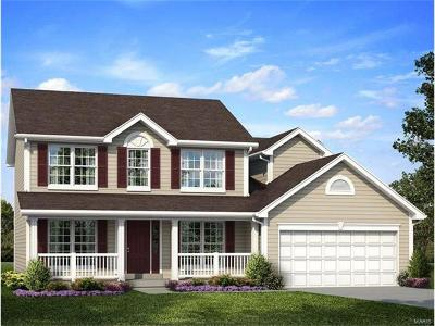 O'Fallon Single Family Home For Sale: 967 Highway P/Hermitage Model #TBB