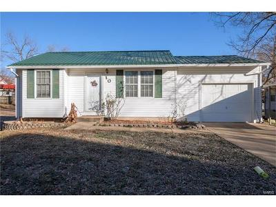 Bonne Terre MO Single Family Home For Sale: $84,900