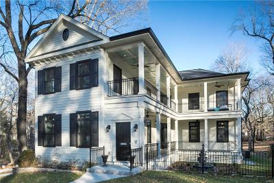 Webster Groves Single Family Home For Sale: 318 Plant Avenue