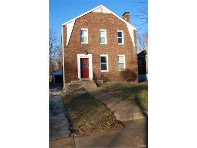Single Family Home For Sale: 6725 Julian Avenue