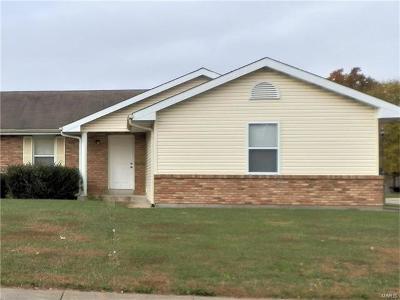 O'Fallon Single Family Home For Sale: 586 Knob Hill Avenue