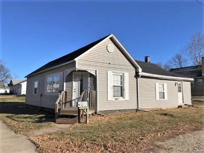 Jerseyville Single Family Home For Sale: 601 North Giddings Avenue