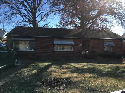 St Louis County Single Family Home For Sale: 8844 Murvale