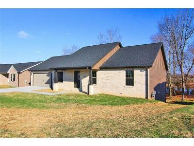 Cape Girardeau County Single Family Home For Sale: 794 Hillcrest Drive
