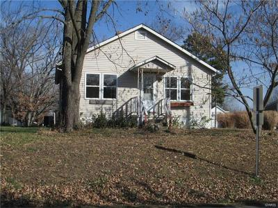 St Clair Single Family Home For Sale: 1245 Parkway