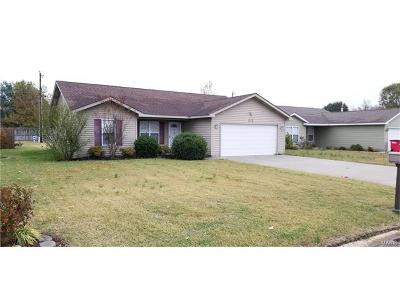 Scott County, Cape Girardeau County, Bollinger County, Perry County Single Family Home For Sale: 212 Kinder Avenue
