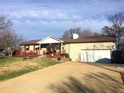 Bonne Terre MO Single Family Home For Sale: $170,000