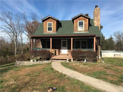 Lincoln County Single Family Home For Sale: 340 Saint Alphonsus Rd