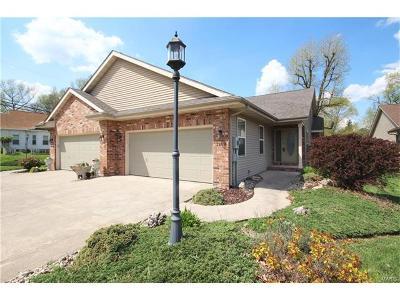 Alton IL Single Family Home For Sale: $159,900