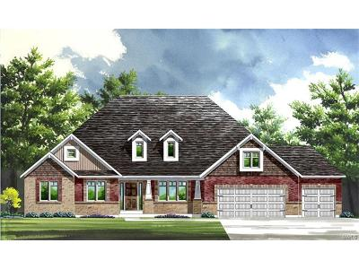O'Fallon Single Family Home Coming Soon: Construction@shady Creek