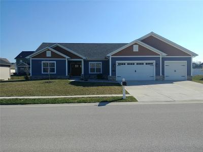 O'fallon Single Family Home For Sale: 725 Thoreau