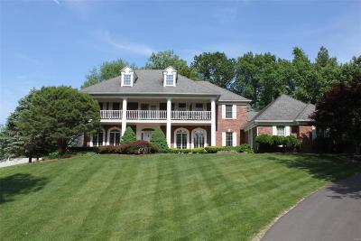 Florissant Single Family Home For Sale: 13712 Old Halls Ferry Road