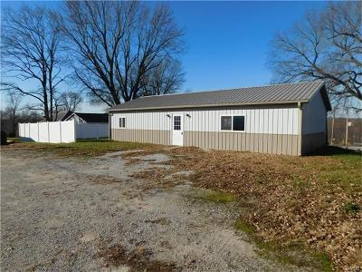 Perry Single Family Home For Sale: 105 West Main Street