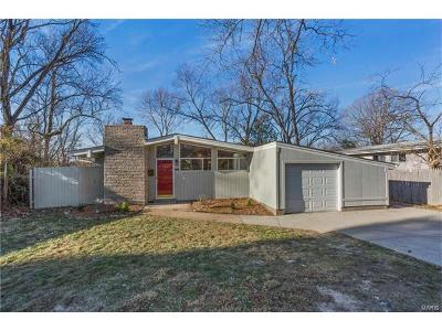 Single Family Home For Sale: 1541 Fournier Drive