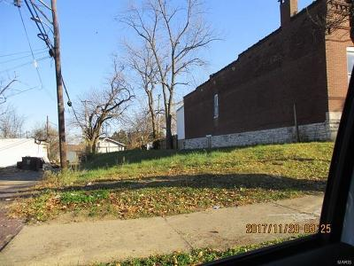 St Louis City County Residential Lots & Land For Sale: 3814 Minnesota Avenue