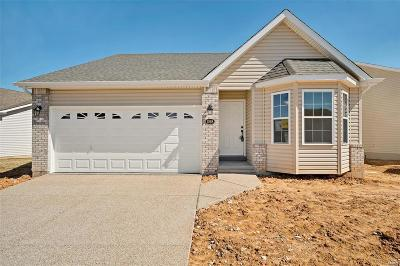 Wentzville Single Family Home For Sale: Golf Club At Wentzville