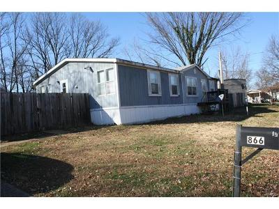 Jefferson County Single Family Home For Sale: 866 Thousand Pines Drive